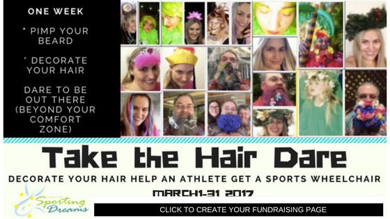 Hair Dare promo