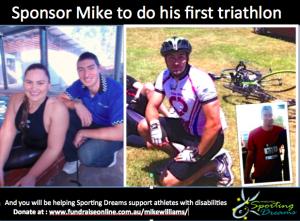 sponsor mike