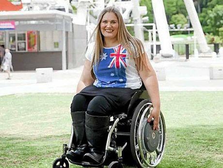LOVES THE DAY: Sunshine Coast swimmer Marayke Jonkers will be an Australia Day ambassador. - Contributed