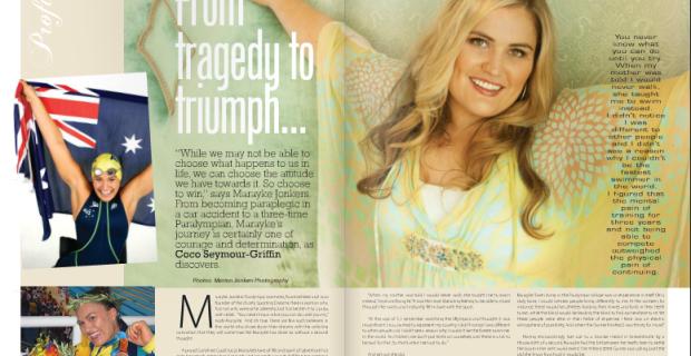 Noosa Style magazine Feature