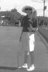 Debra McGarry- Lawn Bowls