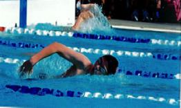 Trae Norbury- Swimming