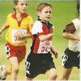 Jesse McCormack- Athletics