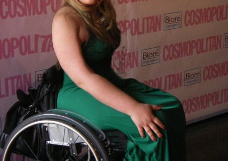 Paralympian wins fun fearless female award