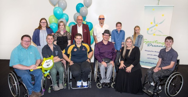 Sporting Dreams Awards Ceremony marks $50 000 milestone